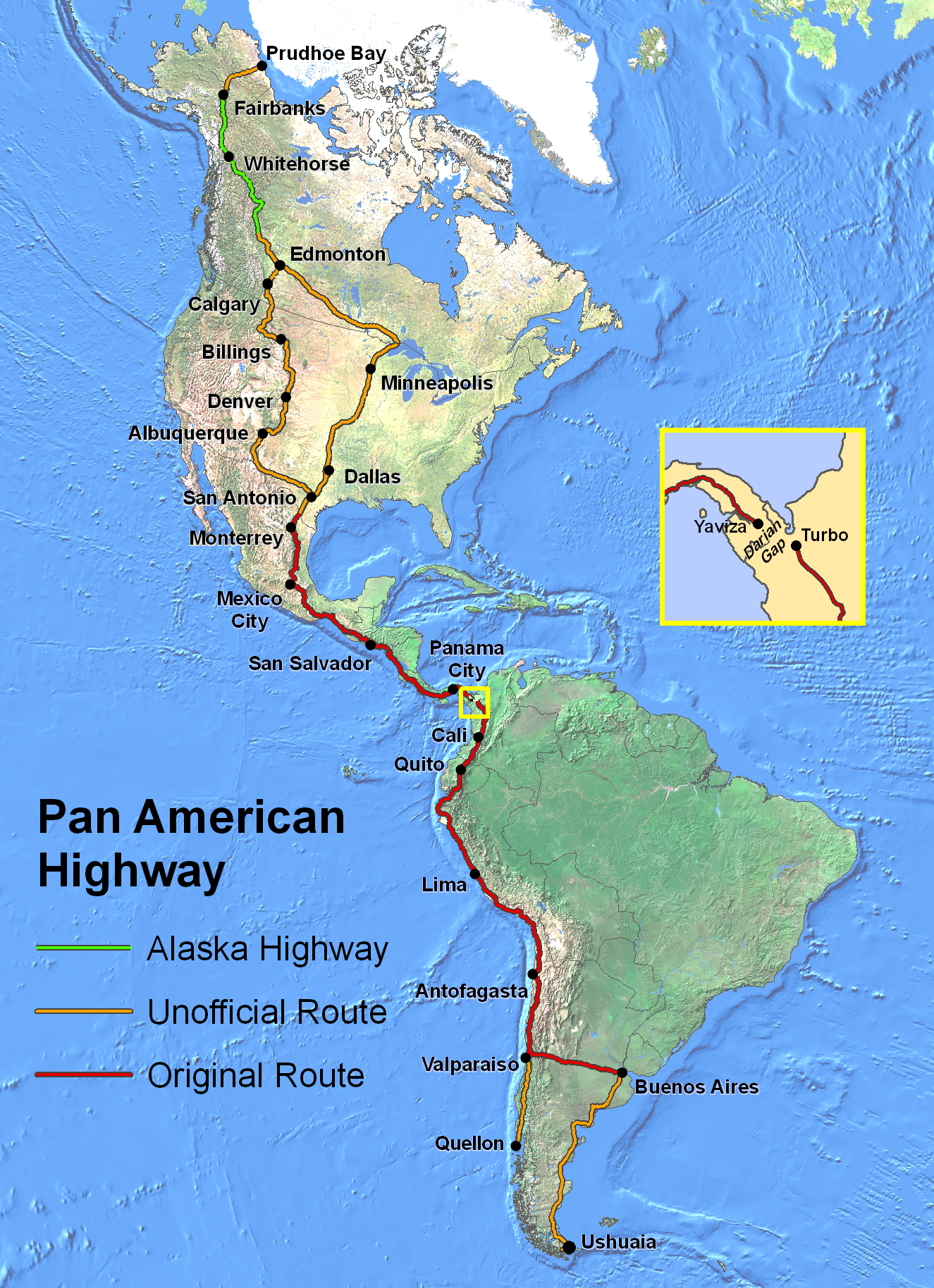 PanAmericanHwy