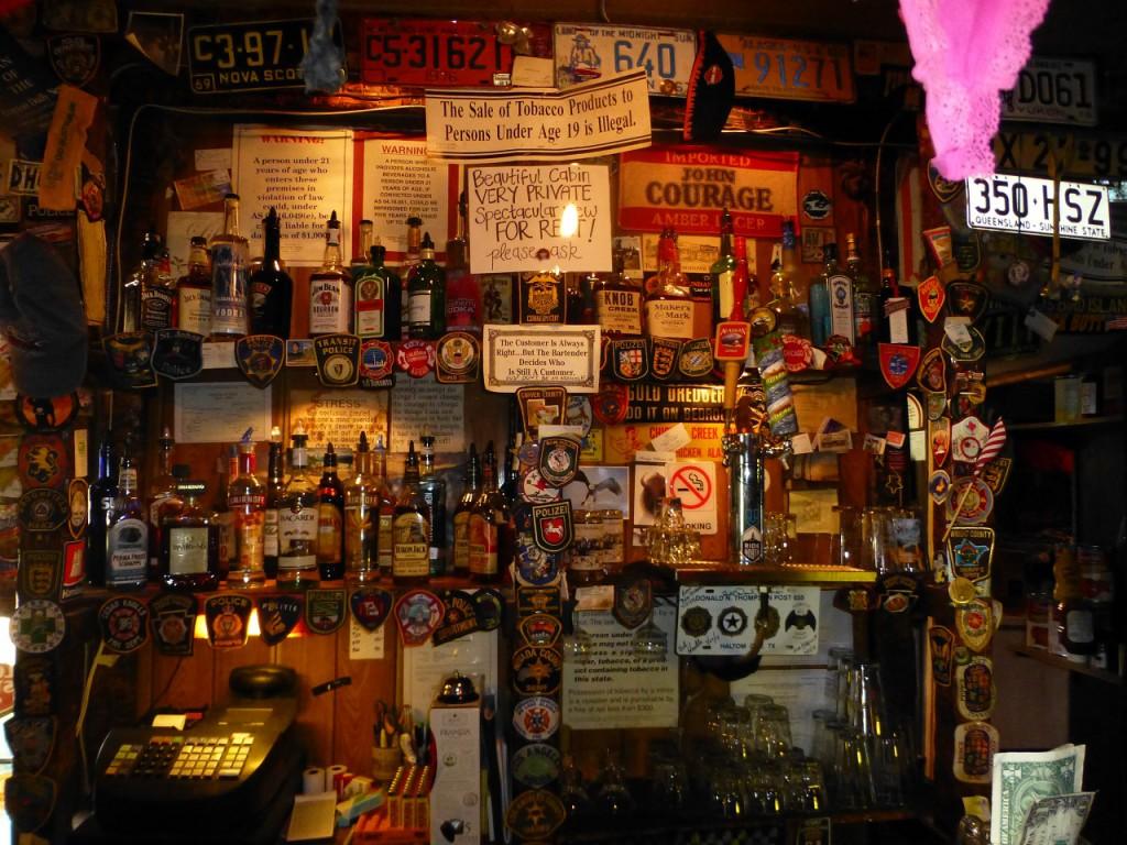 """Laut Carsten aus Berlin ist diese Bar ein """"Muss"""" auf der Tour."""