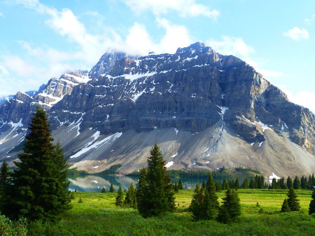 Der Glacier Bow.