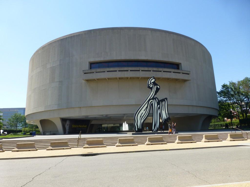 Hirshhorn Museum und Sculpture Garden.